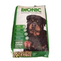 Ração Bionic Original Carne 25kg