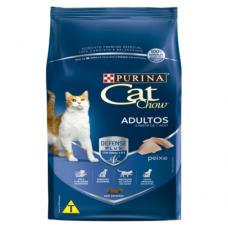 Cat Chow Defense Plus Peixe 10kg
