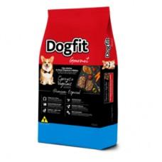 Ração Dogfit Gourmet Premium Especial Raças Pequenas 20kg A Granel