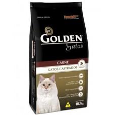 Golden Gatos Castrados Carne 10.1kg