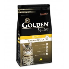 Golden Gatos Adultos Frango 10kg