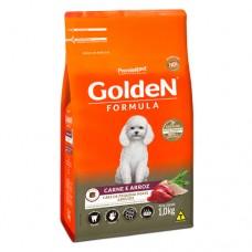 Golden Fórmula Adultos Mini Bits Carne 1kg A Granel