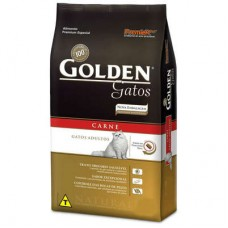 Golden Gatos Adultos Carne 10.1kg