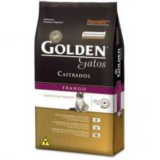 Golden Gatos Castrados Frango 10.1kg