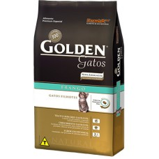 Golden Gatos Filhotes Frango 10.1kg
