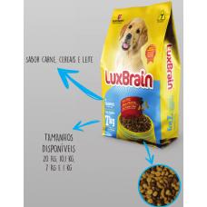 Ração Luxbrain Filhotes 1kg A Granel