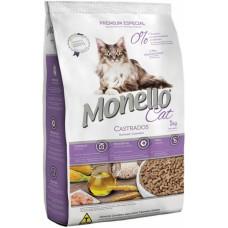 Monello Premium Cat Castrados 1kg A Granel