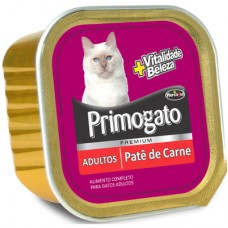 Pate Primogato Premium Carne 150g