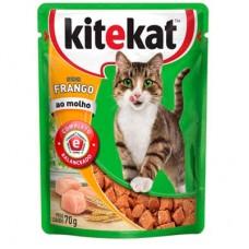 Sache Kitkat Gatos Adulto Frango 70g