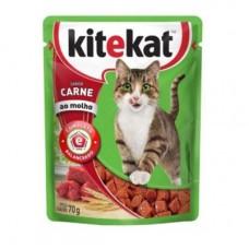 Sache Kitkat Gatos Adulto Carne 70g