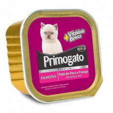 Pate Primogato Premium Filhote 150g