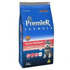 PremieR Formula Raças Pequenas Filhotes 20kg + Pote de brinde