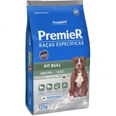 Premier Raças Específicas Pit Bull Adultos 12kg + Pote de brinde