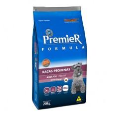 PremieR Formula Raças Pequenas Adultos 20kg + Pote de brinde