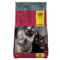 Three Cats Premium Especial Gatos Castrados 1kg A Granel