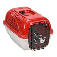 Caixa de Transporte Panther Plast Pet Nº3 com Bebedor