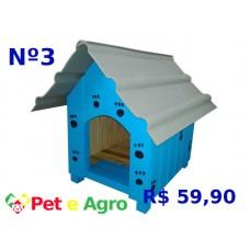 Casa Pra Cachorro Nº3 PeteAgro