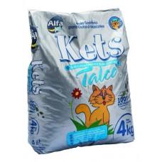 Areia Kets Talco 4kg