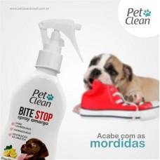 Educador Pet Clean Bite Stop 120ml