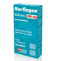 Norflagen 200mg 10 comp.