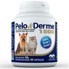 Pelo & Derme 1500 30 caps
