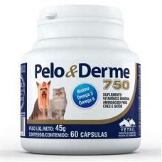 Pelo & Derme 750 30 caps
