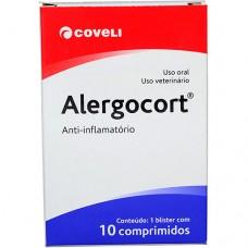 Alergocort 10 comprimidos