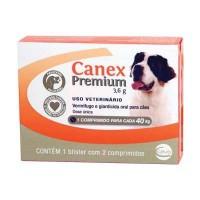 Canex Premium 3,6g 2 comprimidos.