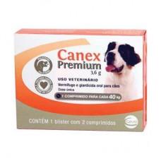 Canex Premium 3,6g 2 comprimidos