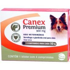 Canex Premium 900mg 4 comprimidos