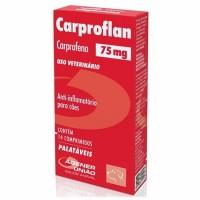 Carproflan 75mg 14 comprimidos