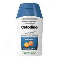 Cetodine 125ml