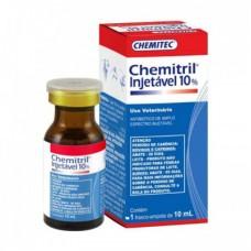 Chemitril Injetável 10% 10ml