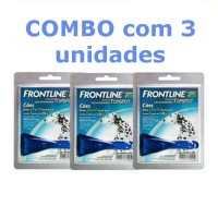 Combo Frontline TopSpot 20 a 40kg.