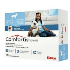 Antipulgas Comfortis 810mg Cães de 18 a 27kg.