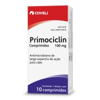 Primociclin 100mg 10 comp