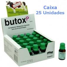 Butox 20ml Caixa 25 unidades